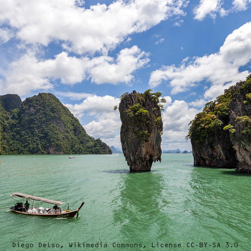 Khao Ping Kan - James Bond Island