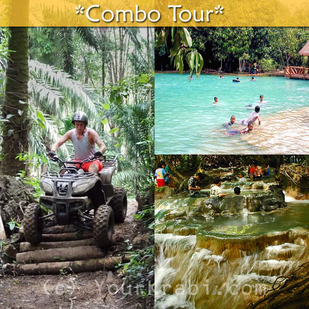 Hot Springs, Emerald Pool + ATV Adventure