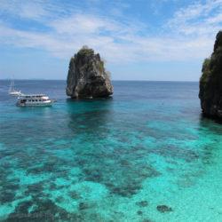 The incredible reef at Koh Haa Yai